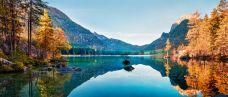 Hintersee湖-贝希特斯加登-C-IMAGE