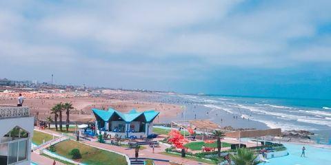 艾因迪亞蔔海灘
