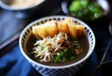 武汉美食图片-鲜鱼糊汤粉
