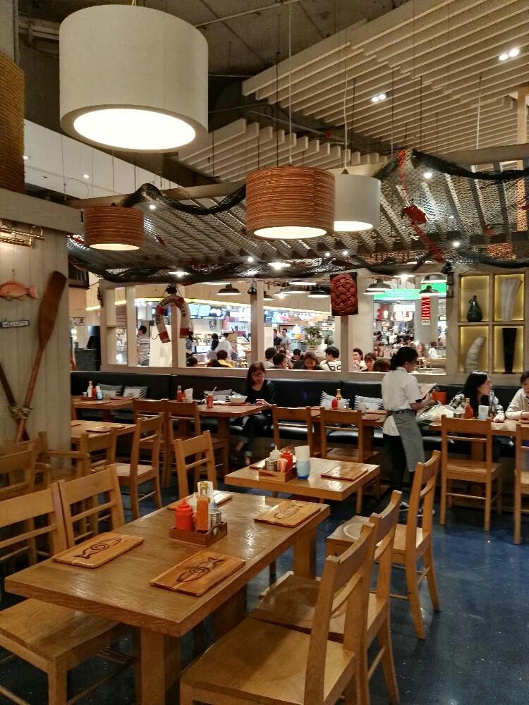 在曼谷一家海鲜店用锅吃饭 - 曼谷游记攻略【携程 ...