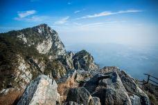 五老峰-庐山风景区