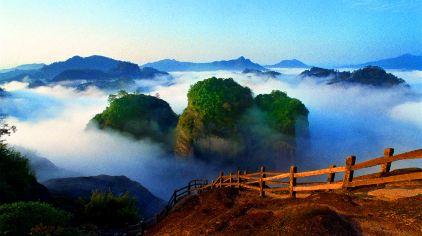 武夷山-隐屏峰2