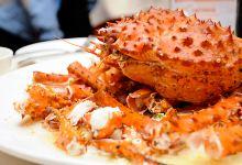 温哥华美食图片-阿拉斯加帝王蟹