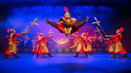 120 陕西省歌舞剧院《唐乐舞》摄影@舞蹈中国-刘海栋