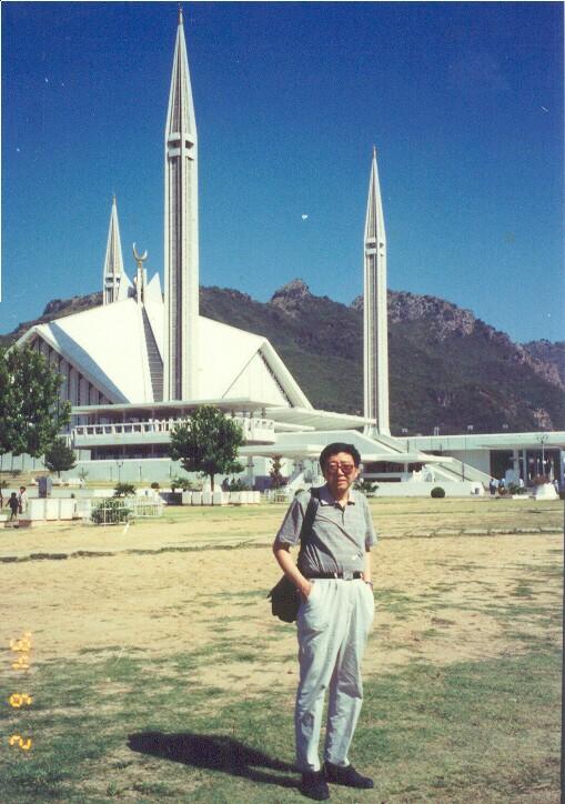 巴基斯坦紀念碑  Pakistan Monument   -1