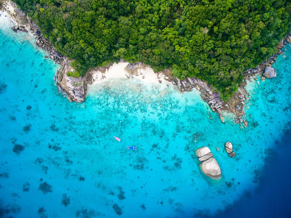 斯米蘭群島  Similan Islands   -0