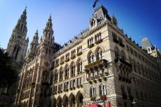 维也纳市政厅-维也纳-zhulei831230