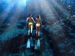 4日塞班岛·高空跳伞+潜水写真+出海+驾驶飞机