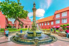 维多利亚女皇喷泉-马六甲