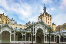 宫堡回廊-卡罗维发利-doris圈圈