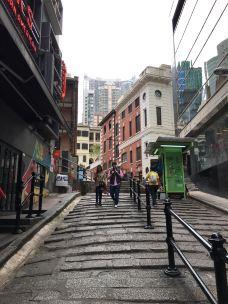 砵甸乍街-香港-GNHSIEH