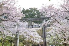 灶门神社-太宰府市-是条胳膊