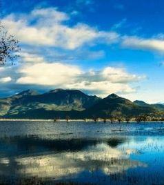 泸沽湖游记图文-丽江,束河,玉龙雪山,泸沽湖,美景让你的心情跟不上