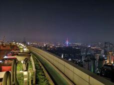 紫峰大厦观光层-南京-孟如璋