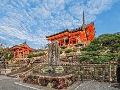 京都+大阪+奈良,关西古韵7日游