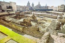 大神庙-墨西哥城-doris圈圈