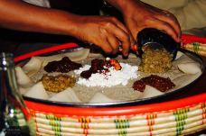Yod Abyssinia Traditional Food-亚的斯亚贝巴-45216