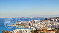 阿尔及尔港及附近地区