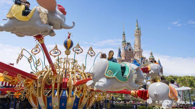 上海迪士尼乐园快速导览服务【游玩项目免排队】