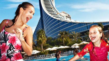 迪拜疯狂维迪水上乐园 (7)