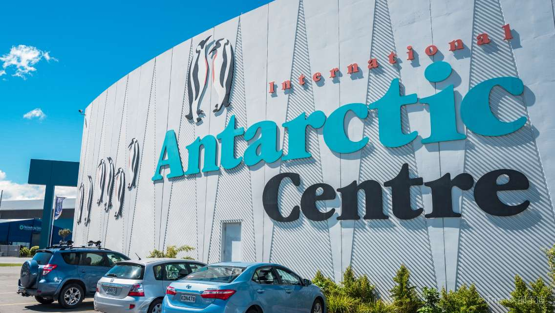 Christchurch International Antarctic Centre Ticket