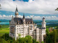 德国瑞士异国风光自驾畅游8日游