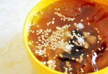 贵阳美食图片-玫瑰冰粉
