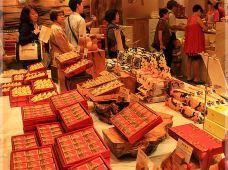 台北三水饼店图片