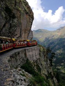 Train d'Artouste-法国