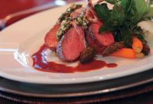 奥克兰美食图片-新西兰羊肉