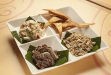 关岛美食图片-鸡肉沙拉