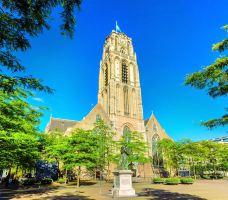 Sint Laurenskerk-鹿特丹-doris圈圈