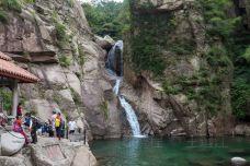 青岛崂山国家级风景名胜区-北九水游览区-青岛-river2014大河