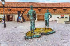 卡夫卡博物馆-布拉格-doris圈圈