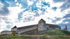 Rasnov 城堡