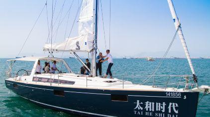 半山半岛帆船港游艇租赁出海(帆船港码头)