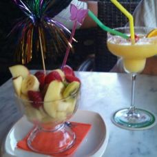Dolce Cafe Bar Restaurant-圣托里尼