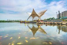 抚顺市月牙岛生态公园-抚顺-耀晨影像