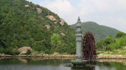 宁波慈溪五磊山景区2