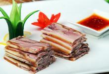 甘南美食图片-蕨麻猪