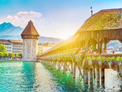 瑞士+法国安纳西经典风光人文7日游