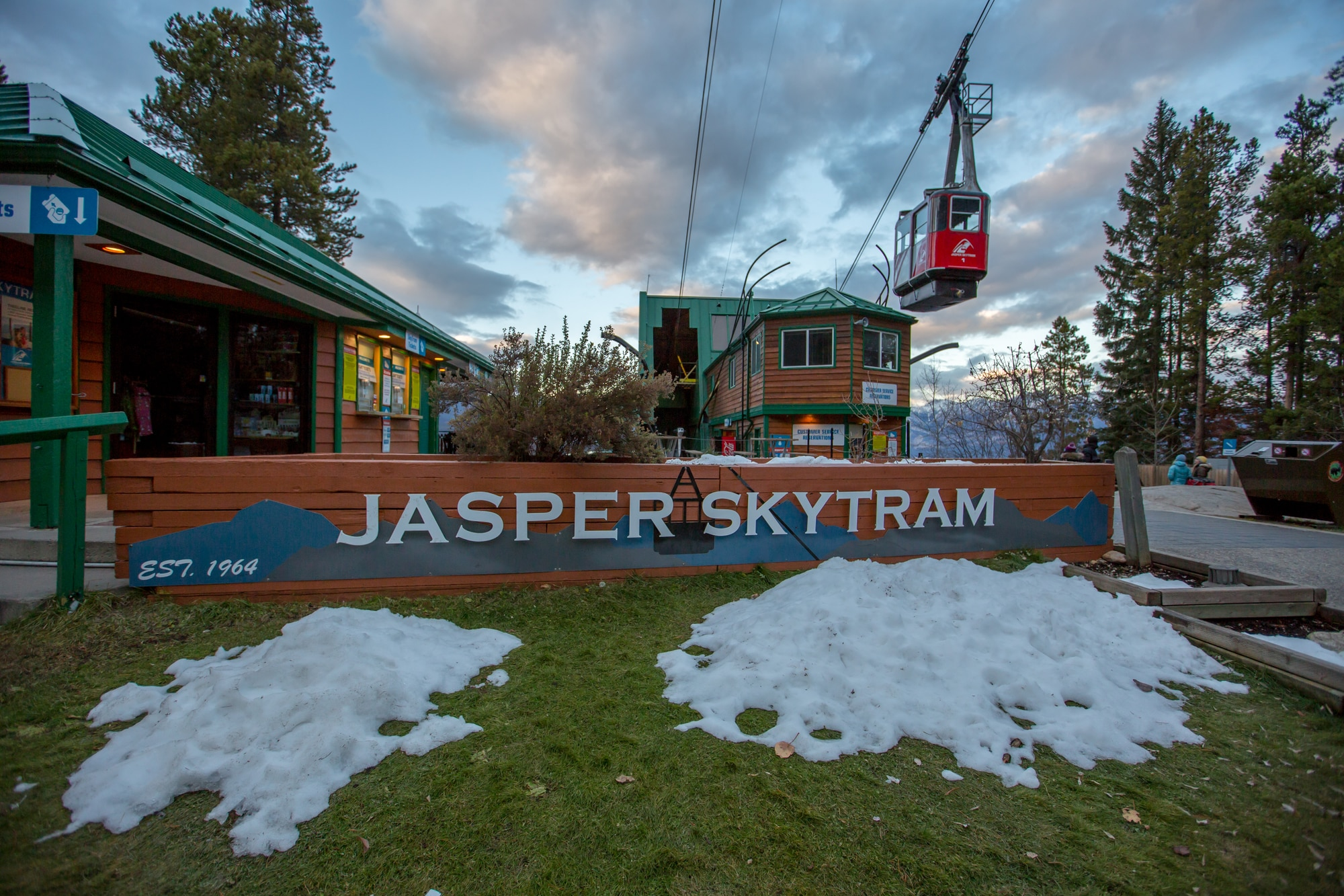 Jasper SkyTram Ticket