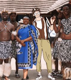 开普敦游记图文-【带着手绘去旅行】一秒爱上南非!超Local的14天南非深度游