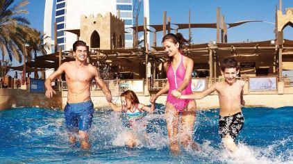 迪拜疯狂维迪水上乐园 (1)