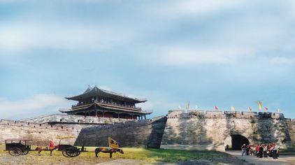 荆州古城6