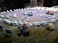 3D魔画石雕动物园-梧州-mayq_qi