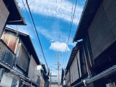 花见小路-京都-在路上沿途的风景