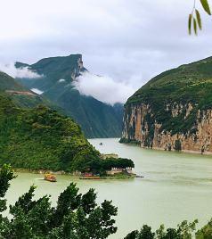 """长江三峡游记图文-""""朝发白帝,暮到江陵""""——长江三峡+重庆,十一旅行好去处"""