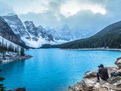 加拿大穿越落基山脉探索采风6日游