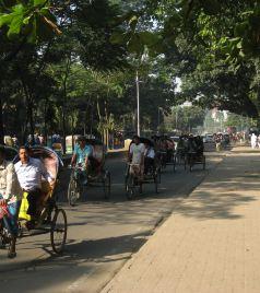 """达卡游记图文-孟加拉国:女人""""争霸""""酿""""民粹"""""""